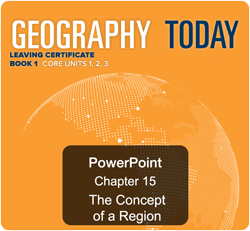 Chapter 15 - The Concept of a Region