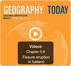 Chapter 5.8 - Fissure eruption in Iceland